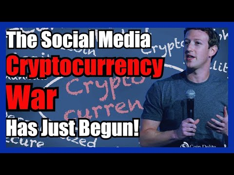 Zuckerberg cryptocurrency press conference