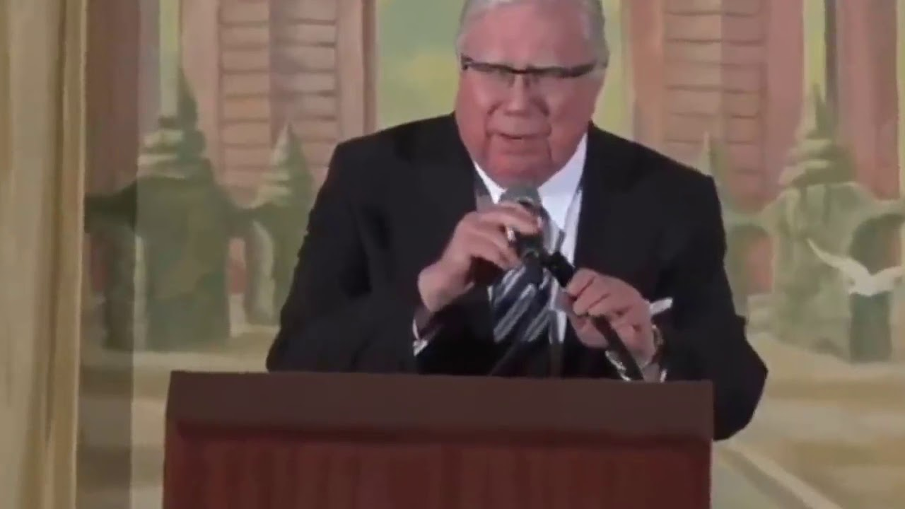 "BOMBSHELL speech by Jerome Corsi: ""THERE WILL BE ..."
