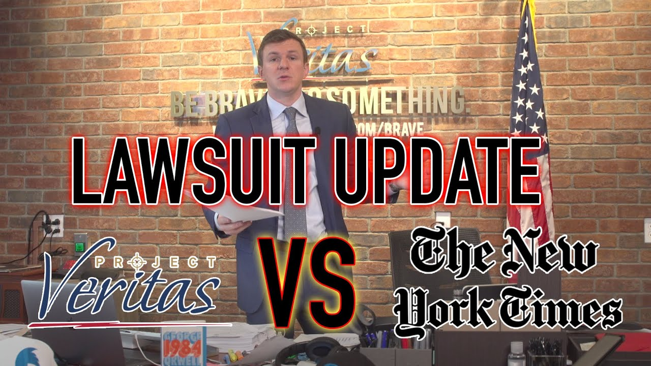 NYT Begs Court to Dismiss Veritas Defamation Lawsuit; Admits Article Inaccuracies Under Oath! – IOTW Report